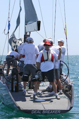 Navegando junto a Russel Coutts