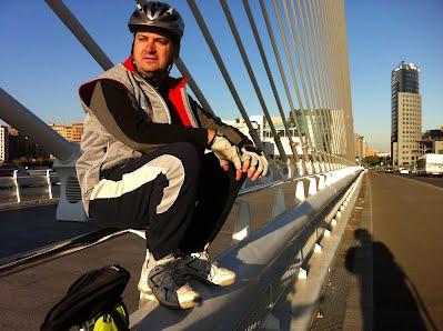 Paseo en bicicleta por Valencia